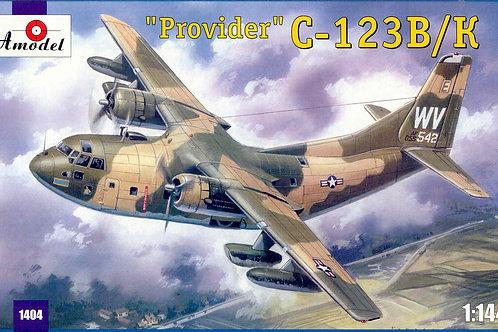 Amodel - C-123B/K 'Provider' USAF aircraft 1/144