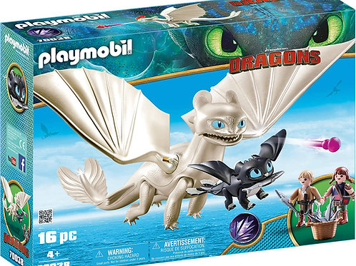 Playmobil 70038 Dragons - Day Shadow and Baby Dragon with Children