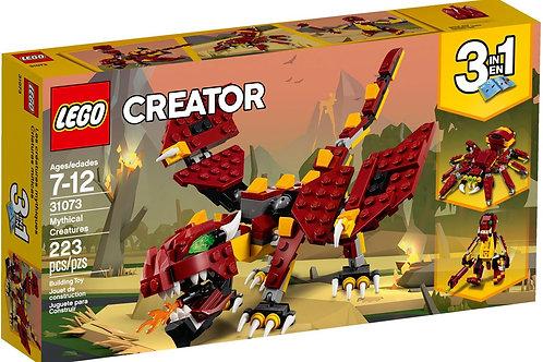 Lego 31073 Creator - Mythical Creatures