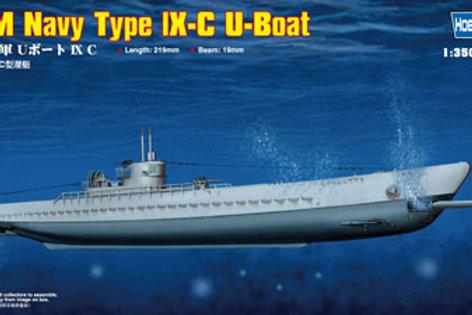 Hobby Boss - German U-Boat Type IX-C 1/350