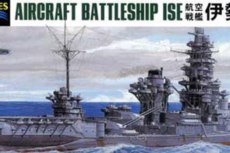 Hasegawa - IJN Aircraft Battleship Ise 1/700
