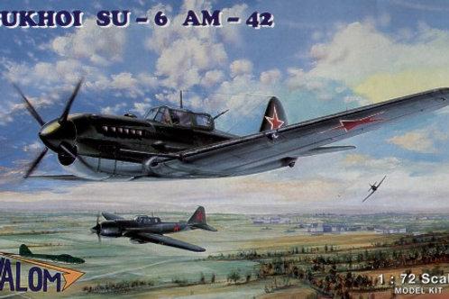 Valom - Sukhoi Su-6 AM-62 1/72