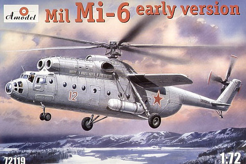 Amodel - Mil Mi-6 - Early Version 1/72