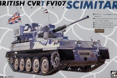 AFV Club - CVR(T) FV107 Scimitar 1/35