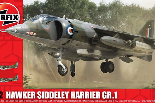 Airfix - Hawker Siddeley Harrier GR.1 1/72