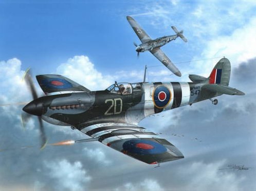Special Hobby - Supermarine Seafire Mk.III 1/48