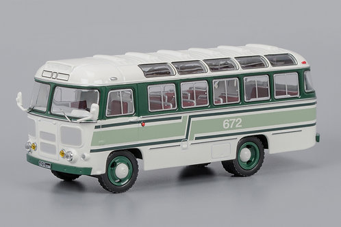 Classic Bus - Soviet Russian Bus  PAZ 672 1/43