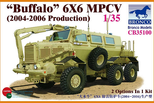 Bronco - Buffalo 6x6 MPCV (2004-2006 Production)