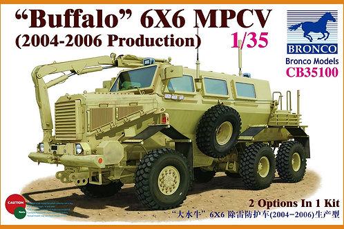 Bronco - Buffalo 6x6 MPCV (2004-2006 Production)
