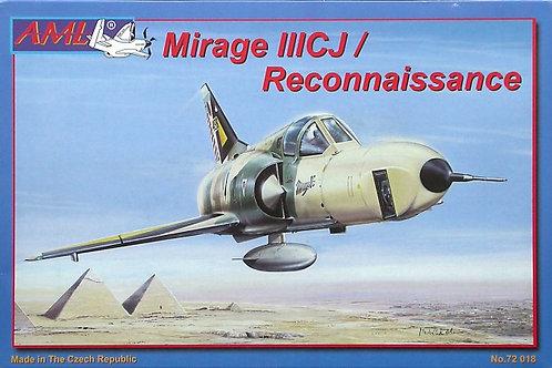AML - Mirage IIICJ/Reconnaissance 1/72