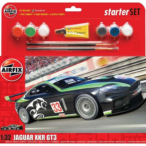 Airfix - Jaguar XKR GT3 - Starter Set 1/32
