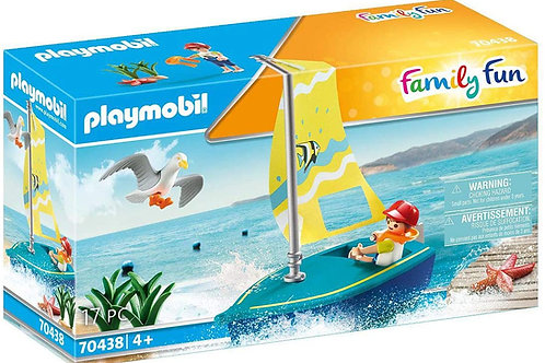 Playmobil 70438 Family Fun - Sailboat