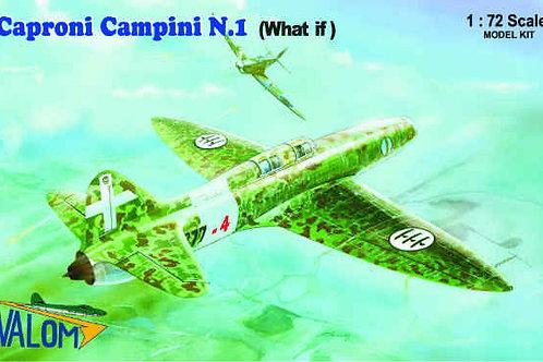 "Valom - Caproni Campini ""What If"" 1/72"