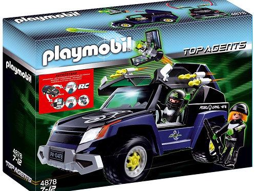 Playmobil 4878 Top Agents - Robo-Gang Truck