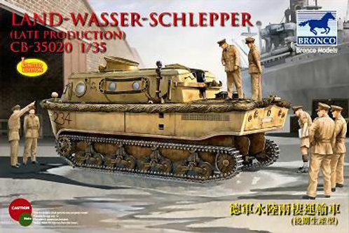 Bronco - Land-Wasser-Schlepper (Late Prod.) 1/35