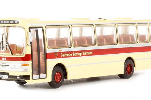 Base Toys - Leyland Leopard 'Colchester Borough Transport' 1/76