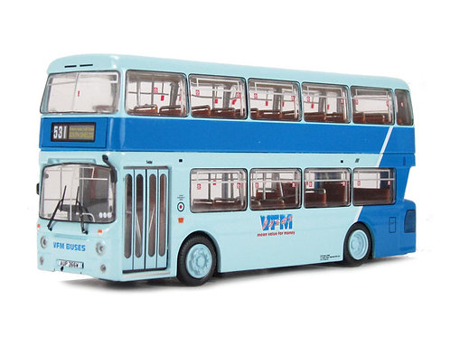"Britbus - Leyland Atlantean (NBC) ""VFM Buses"" 1/76"