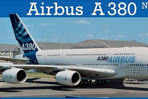 Revell - Airbus A 380 Design New livery 1/144