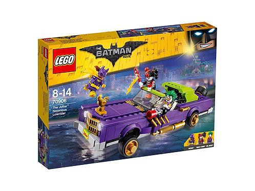 Lego 70906 Batman Movie - The Joker Notorious Lowrider