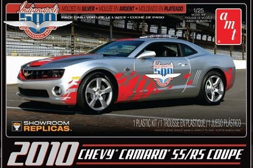 AMT - 2010 Chevy Camaro SS/RS Coupe 1/25