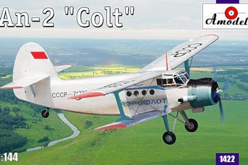 Amodel - Antonov An-2 Colt 1/144