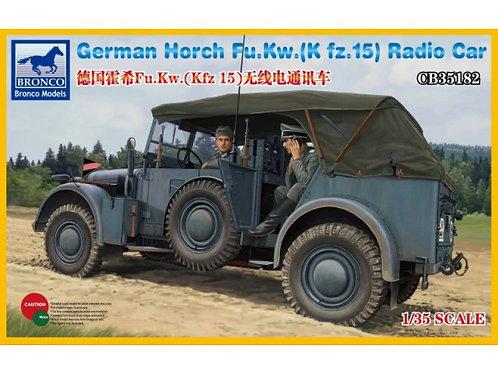 Bronco - Horch Fu.Kw.(Kfz.15) Radio Car 1/35