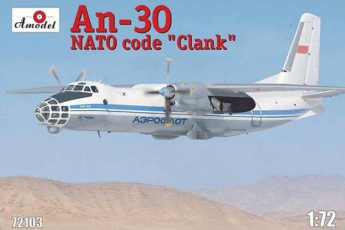 Amodel - Antonov An-30 1/72