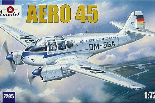 Amodel - Aero 45 Deutsche Lufthansa 1/72