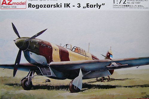 AZ Model - Rogozarski IK-3 Early 1/72