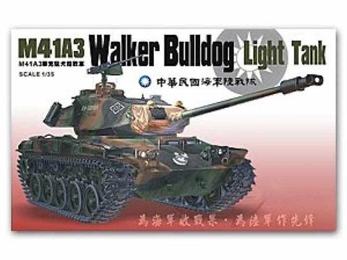 AFV Club - R.O.C. M41A3 Walker Bulldog 1/35