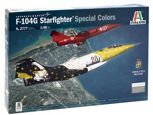Italeri - Lockheed Martin F-104G Starfighter Special Colors 1/48