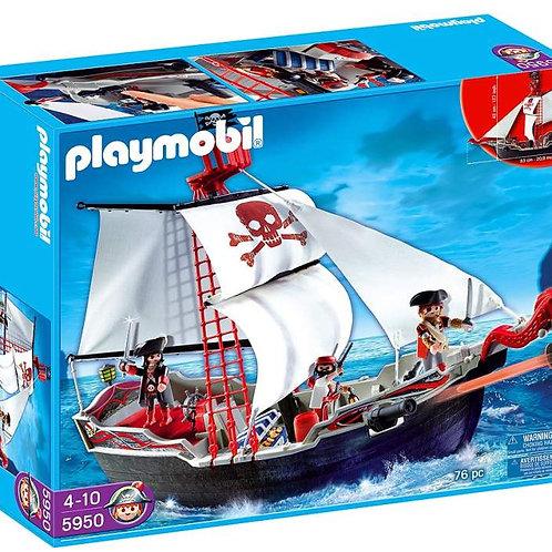 Playmobil 5950 - Skull Bones Pirate Ship