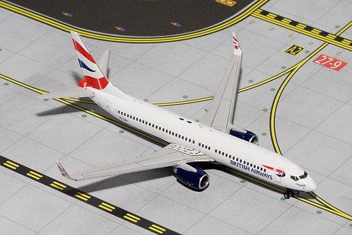 Gemini - British Airways B737-800 ZS-ZWI 1/400