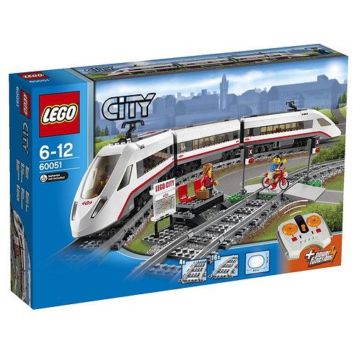 Lego 60051 City - High-speed Passenger Train