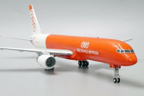 JC Wings - TNT Airways Boeing B757-200(PF) OE-LFB with
