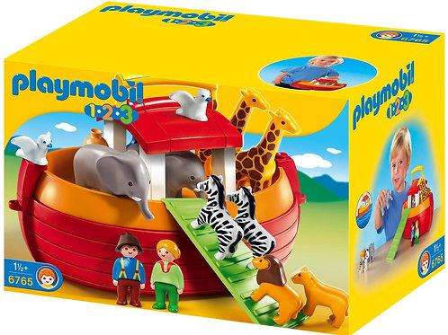 Playmobil 6765 1.2.3. - Noah Ark