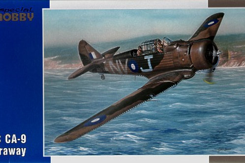 Special Hobby - Commonwealth CA-9 Wirraway 1/48