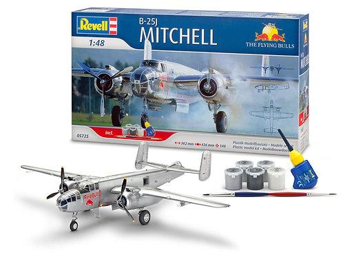 Revell - Gift-Set B-25J Mitchell Flying Bulls 1/48
