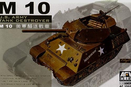 AFV Club - M10 Tank Destroyer 1/35