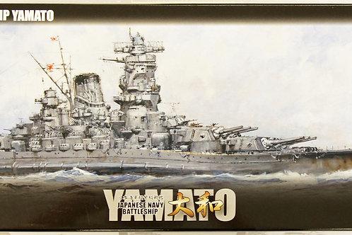 Fujimi - IJN Battleship Yamato (Full Hull) 1/700