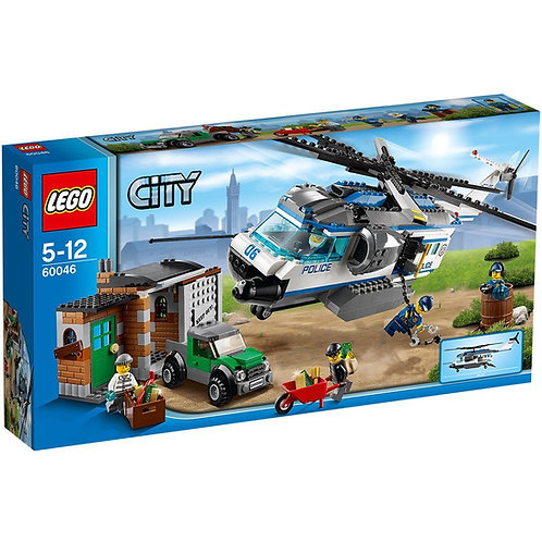 Lego 60046 City - Helicopter Surveillance
