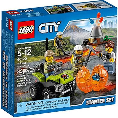 Lego 60120 City - Volcano Exploration Truck