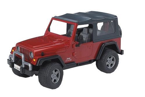 Bruder 02520 - Jeep Wrangler Unlimited 1/16