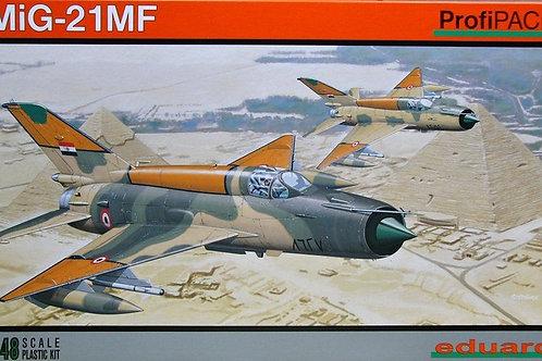 Eduard - Mikoyan MiG-21MF 1/48