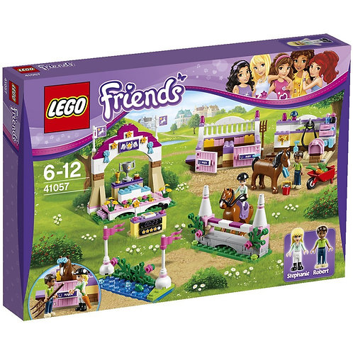 Lego 41057 Friends - Heartlake Horse Show