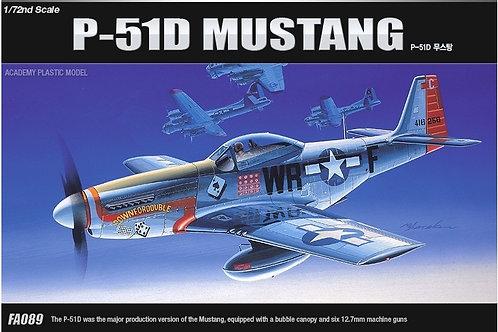 Academy - P-51D Mustang 1/72