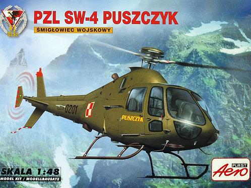 """Aeroplast - PZL SW-4 """"Puszczyk"""" 1/48"""