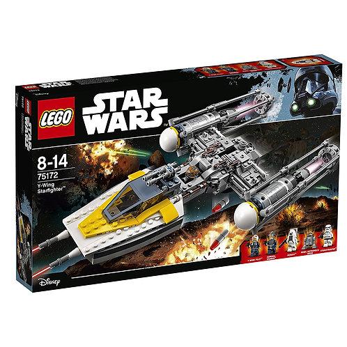 Lego 75172 Star Wars - Y-wing Starfighter