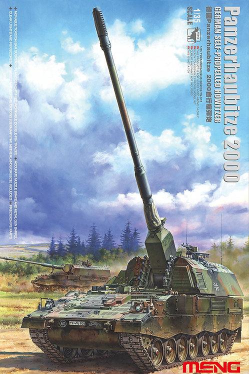 Meng Model - Panzerhaubitze 2000 SPH 1/35