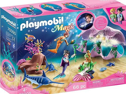 Playmobil 70095 Magic - Night Light Pearl Shell